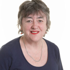 Marion Figgins – Trustee