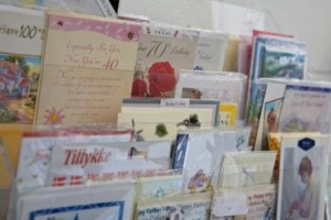 Charity shop - cards