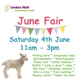 June Fair – 4th June 2016