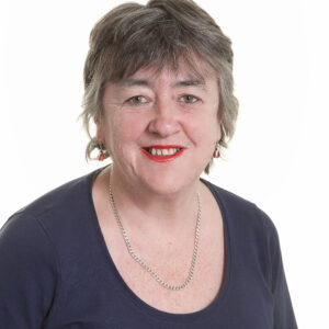 Marion Figgins - Trustee