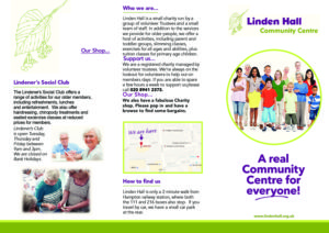 Over 60's Fitness @ Linden Hall Community Centre | England | United Kingdom